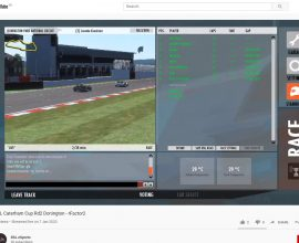RSL eSports Sim Racing Live Streams